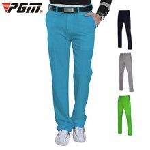 Trousers Golf-Pants PGM Men Suit Fabric Match KUZ005 Fast-Drying Breathable Wholesale