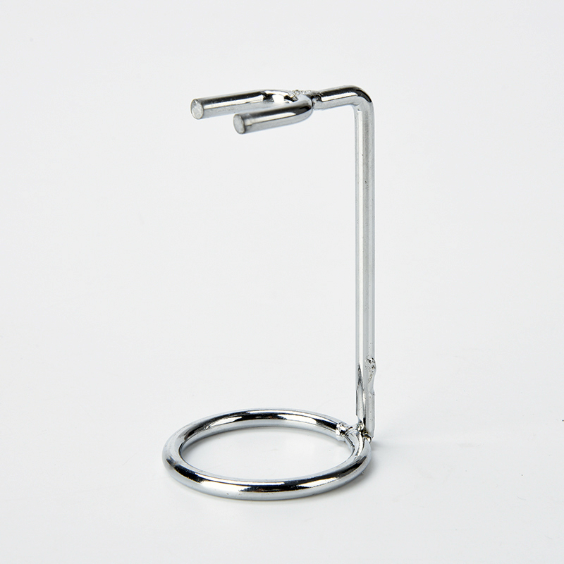 Men Stainless Steel Safety Razor Stand Double Edge Razor Art Metal Holder Shaver Accessories Z-frame Support New
