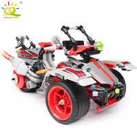511 pièces tout-terrain voiture blocs de construction Compatible legoingly Technic camion voiture briques Pullback voiture jouets éducatifs pour les enfants