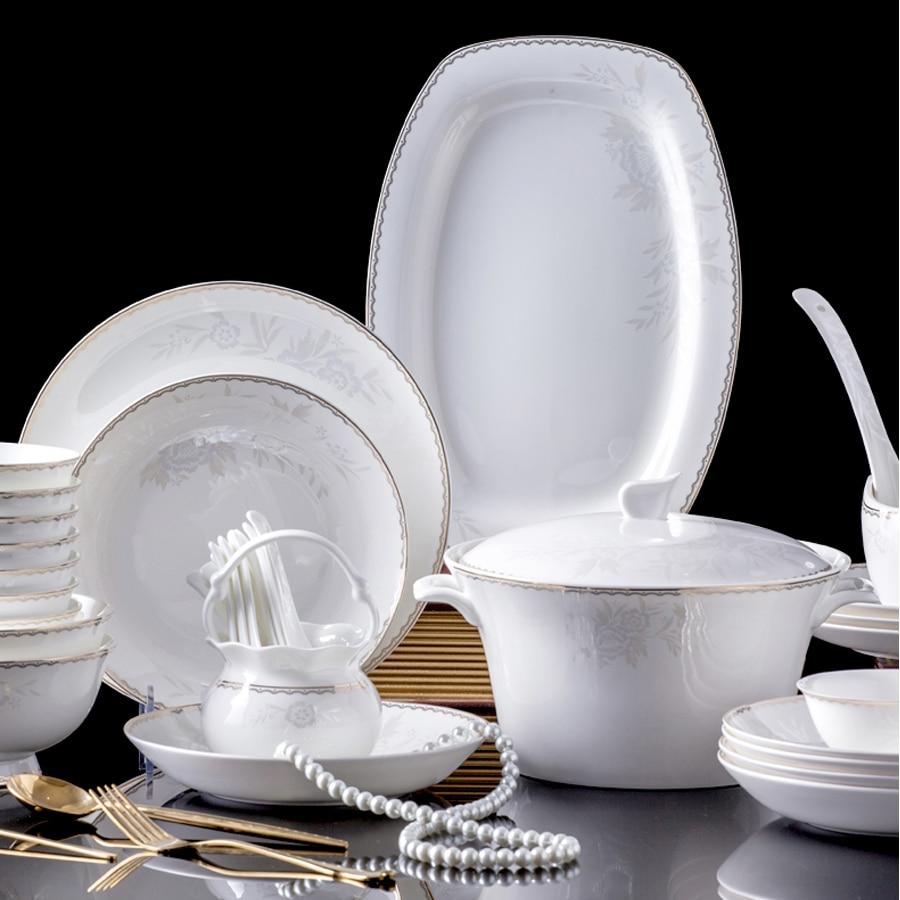 Tableware Dinner Dish Ceramic Plates