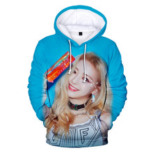 2021 bonito sorriso itzy 3d hoodies mulheres kpop primavera outono inverno casual cantor itzy menina hoodies moletom roupas topos