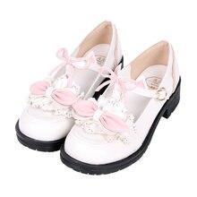 Jk/обувь Лолиты в японском стиле; Винтажная женская обувь на