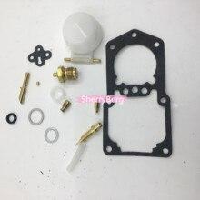 SherryBerg CARBurador vergaser CARBURETOR Carburettor repair kit rebuild kit carb gasket Kit For RENAULT 0.8 1123 71-88  28iF