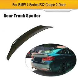 Samochód owiewka na tylni bagażnik spojler do BMW 4 seria F32 M Sport 2014 - 2019 spojler z włókna węglowego skrzydła i tylny spojler