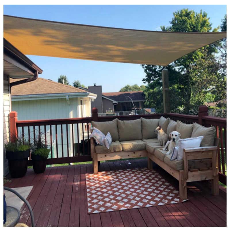 garden cover windproof sunshade net