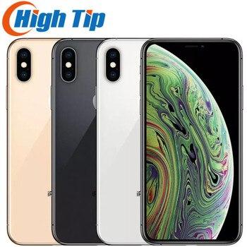 "Apple iPhone XS 5.8"" Retina OLED Display 4G LTE 2658mAh A12 Bionic Chip 4G RAM 64GB/256GB/512GB ROM Original Unlocked Used Phone 1"