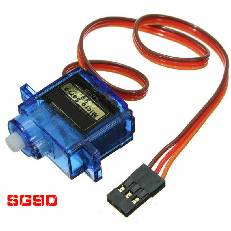 SG90 9G Mini Micro Servo MG90S Metal Gear Rc Micro Servo Tester Voor Rc Voor Rc 250 450 Helicopter vliegtuig Auto