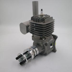 Image 1 - RCGF 61cc Benzine/Benzine Motor voor RC Vliegtuig