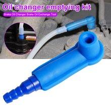 Brake Oil Changer Oil Bleeder Exchange Drained Kit Oil Filling Equipment For Cars Trucks Construction Vehicles Car Accessories