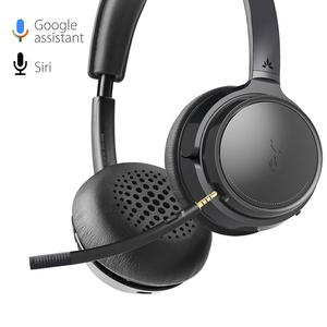 Image 1 - Avantree Audition Bluetooth 5.0 40 hr Wireless/Wired Over Ear Headphones with Mic for Computer TV Watching
