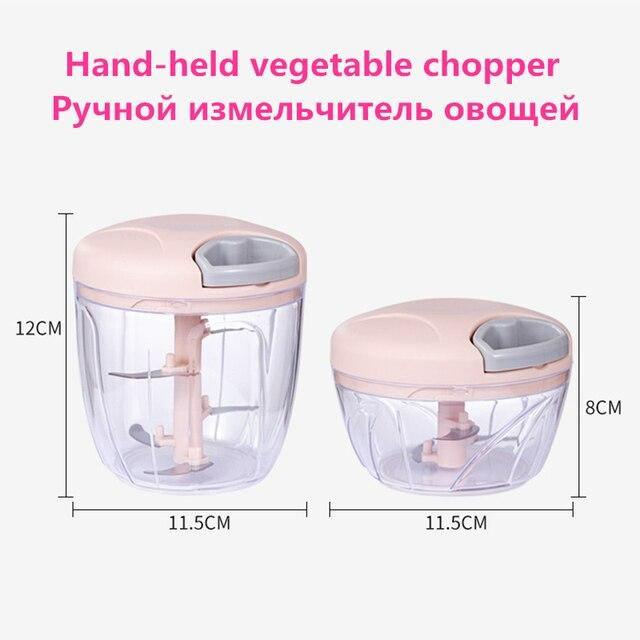 Vegetable Fruit Chopper 4