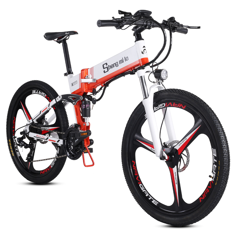 26 inch folding electric mountain bike bicycle off-road ebike Electric bicycle electric bike ebike electric bicycle electric