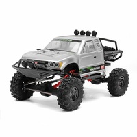RCtown Remo Hobby 1093 ST 1/10 2.4G 4WD Waterproof Brushed Rc Car Off road Rock Crawler Trail Rigs Truck RTR Toy