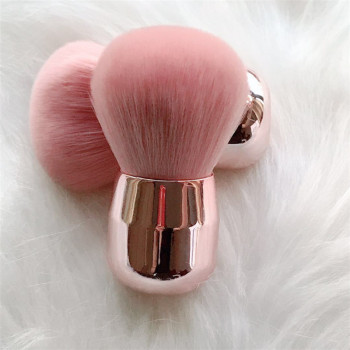 Foundation Powder Makeup Brushes Cream Mushroom Head Cosmetics Brush Set Soft Face Blush Professional Large Make Up Tools 2