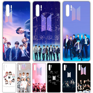 Bangtan Boys kpop Phone Case cover hull For SamSung Galaxy note A 5 7 71 8 10 20 30 40 50 70 80 e plus transparent prime