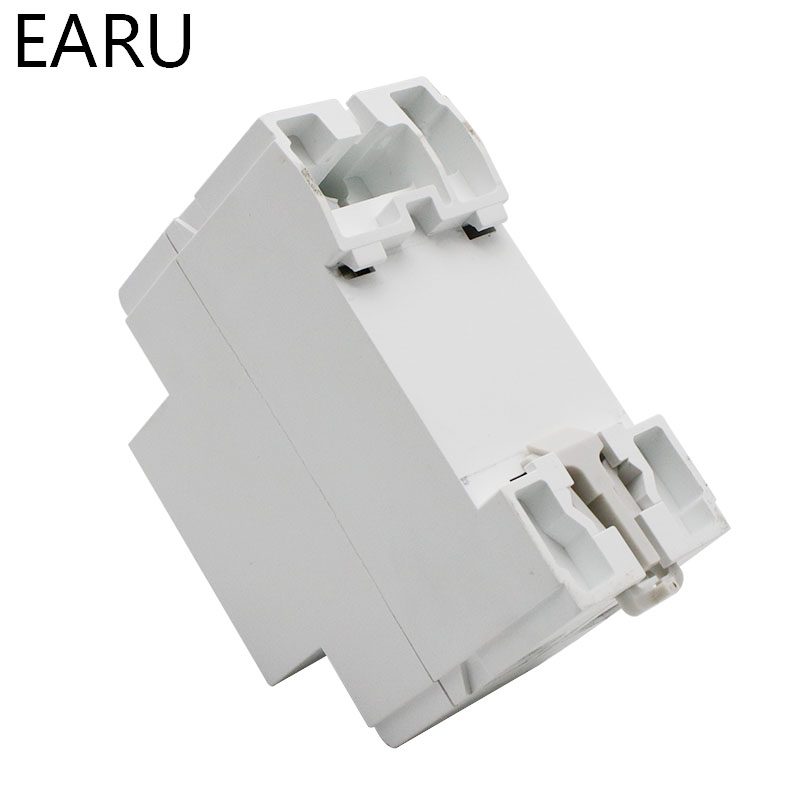 Hf91c1e16e6934f158724d0b1ac880c0cd - 2P Din Rail WIFI Circuit Breaker Smart Timer Switch Relay Remote Control By EWeLink APP Smart Home Compatiable With Alexa Google