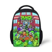 Модный рюкзак для детского сада с мультипликационным рисунком