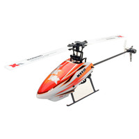 New XK K110 Blash 6CH Brushless 3D6G System Radio Remote Control RC Helicopter RTF Remote Control Toy