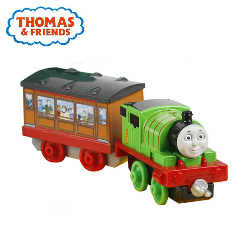 Original Thomas Friends Train Toys Over Under Track Builder Bucket Percy Train Station Education Toys For Christmas Gift Dwb94 Aliexpress