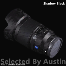 Lens Guard Decal Skin Wrap Cover Protector Voor Huid Sony Fe 50 F1.4 Anti Kras