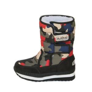 Image 5 - Buty dziecięce chłopcy śniegowe buty dziewczęce sportowe dziecięce buty dla chłopców trampki modne skórzane buty dziecięce buty dziecięce 2019 zimowe