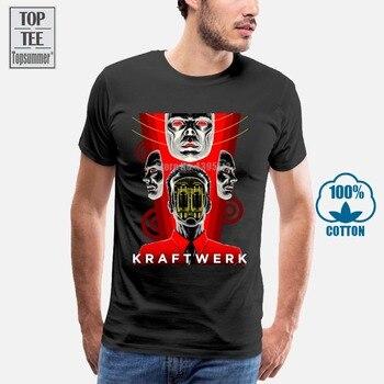 Kraftwerk Tee Art Pop Band Ralf Hutter T-Shirt S M L Xl 2Xl 3Xl Organisation For Youth Middle-Age Old Age Shirt