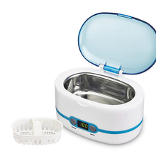 Ultrasonic Washing Machine Sonic Cleaner High Frequency Vibration LCD Timed Cleaning Household Glasses Jewelry Watch