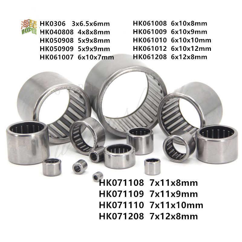 17x23x20mm 17mm x 23mm x 20mm 10 PCS HK172320 Needle Roller Bearing