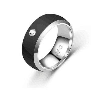 Новинка, многофункциональное умное кольцо с NFC для Android технологии, Пальчиковое умное Пальчиковое цифровое кольцо для пальцев, носимое умное кольцо для подключения Кольца      АлиЭкспресс