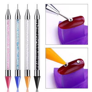 1Pc Nail Art Tool Dual-ended N