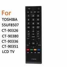 Controle remoto televisor de controle de casa inteligente para smart-tv toshiba CT-90326 CT-90380 CT-90336 CT-90351 rc lcd tv controle remoto
