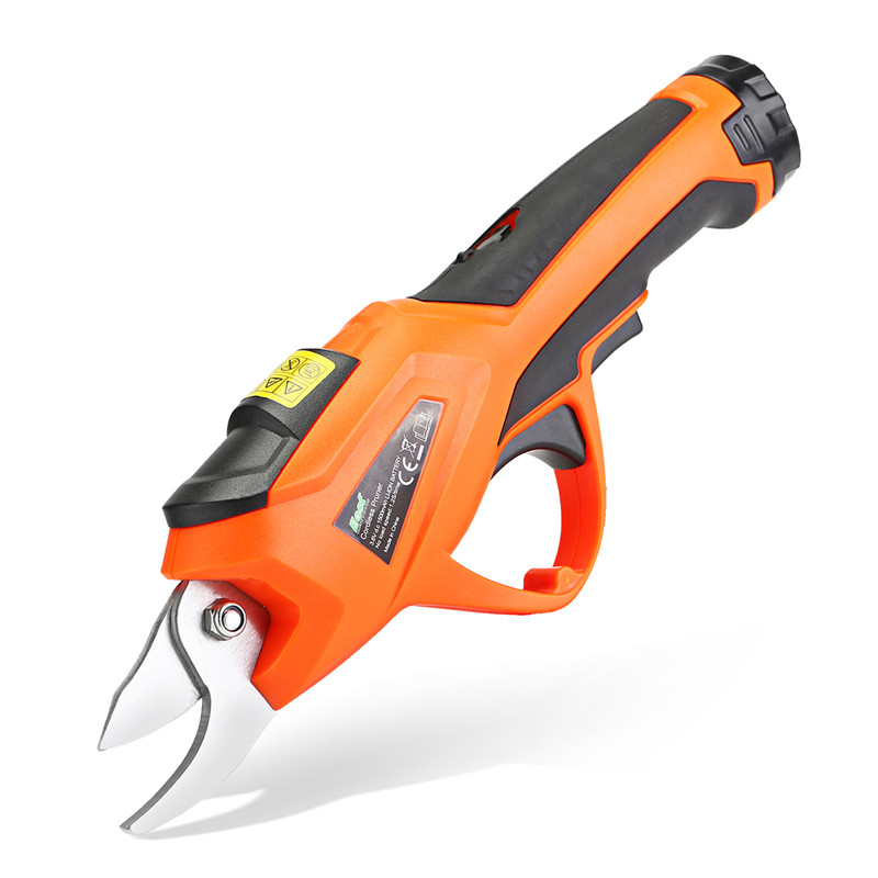 Cordless Electric Garden Pruning Shears for Orchard Branches and Stems of Flower Plants with 3.6V Battery 1