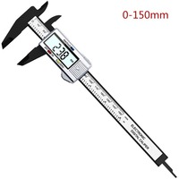 LCD digital vernier caliper micrometer Calipers