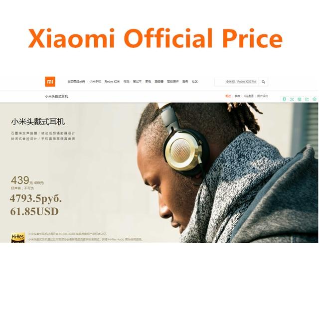 Global Version Xiaomi headphone 3.5mm plug microphone HIFI portable sport earphone stereo bass music headset for Redmi Note 9S 1