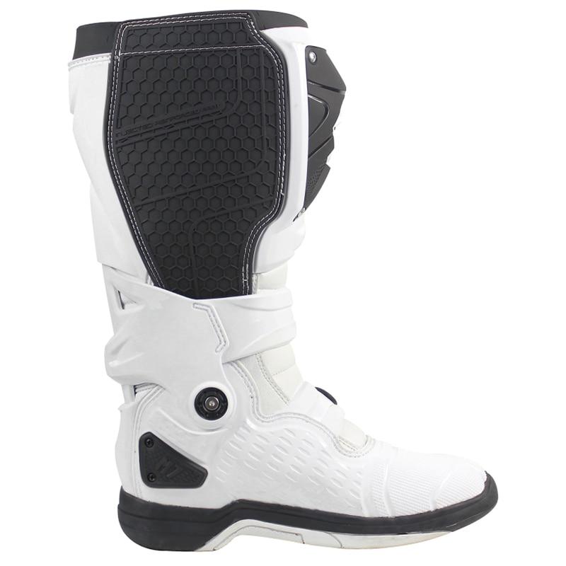 SCOYCO Motorrad Motocross ATV Stiefel Off-road Racing Männer Schuhe Moto Motorrad Lange kniehohe top sicherheit CE