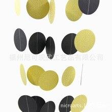 Украшения на хэлоуин, популярный товар вечерние украшения набор ремесел Бумага цветок feng(Лея фенг) wo на осень и зиму, Бумага строка