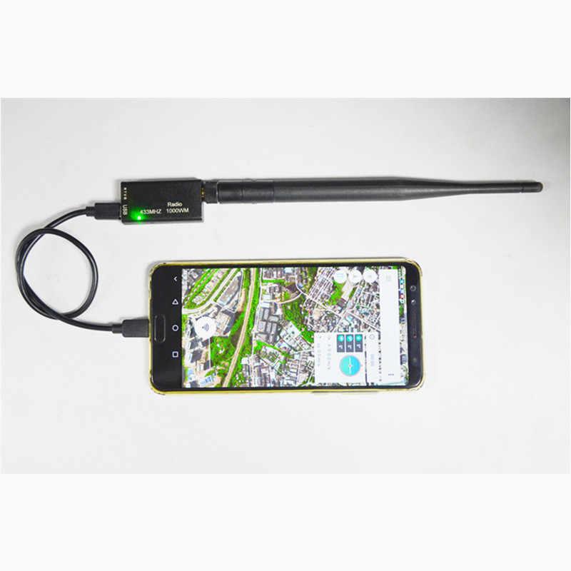 Drone 4k dji spark refaccionesHobbypower inalámbrico telemetría Radio, 433 Mhz, 1000mW V3 para APM2.8 PX4 Pixhawk FPV fpv 2019 dro дрон