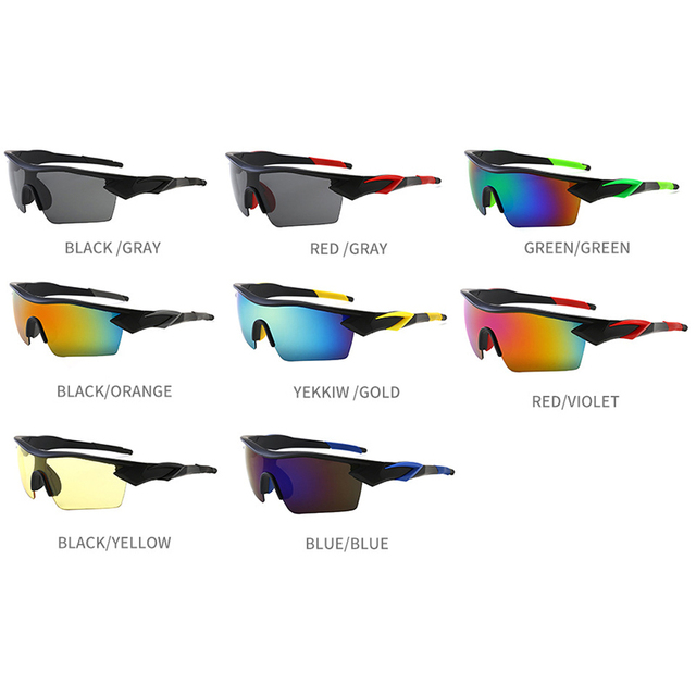 Bicycle Eyewear Glasses Outdoor Sport Mountain Bike Road Cycling goggles Motorcycle Sunglasses Eyewear Oculos Ciclismo RR7425 1