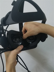 Image 4 - نظارات مخصصة قصيرة النظر وطويل النظر والاستجماتيزم لكوة الصدع CV1.VR حل قصر النظر مساحة كبيرة