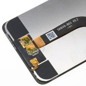 "Image 5 - 6.5 ""% 100% orijinal SAMSUNG Galaxy A20s LCD dokunmatik ekran digitizer çerçeve değiştirme ile modülü SM A207F SM A207G"
