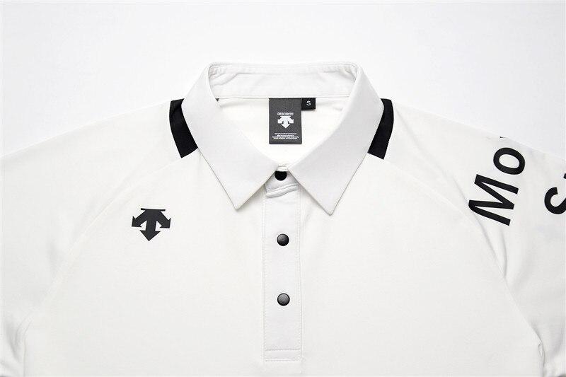 QMen vêtements de sport à manches courtes vêtements de golf S-XXL choisir décontracté chemise de golf livraison gratuite - 6