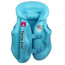 S M L Summer Baby Safety Ride-On Swimming buoyancy vest Toys Kids Pool Rafts Float Swim Inflatable Tube life jacket Babies Toys недорого