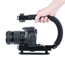 Pro kamera sabitleyici Steadicam el Steadicam kamera için DSLR Gimbal