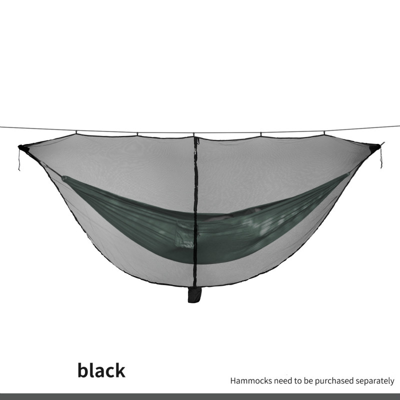Ultralight Portable Hammock Mosquito Net For Outdoor Nylon Material Anti Mosquito Nets With Super Size