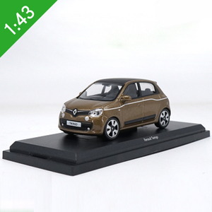 1:43 Renault Twingo Alloy Model Car Static high simulation Metal Model Vehicles For Collectibles Gift(China)