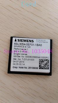 1PC  6SL3054-0EF01-1BA0   6SL3 054-0EF01-1BA0   Used and Original Priority use of DHL delivery #03