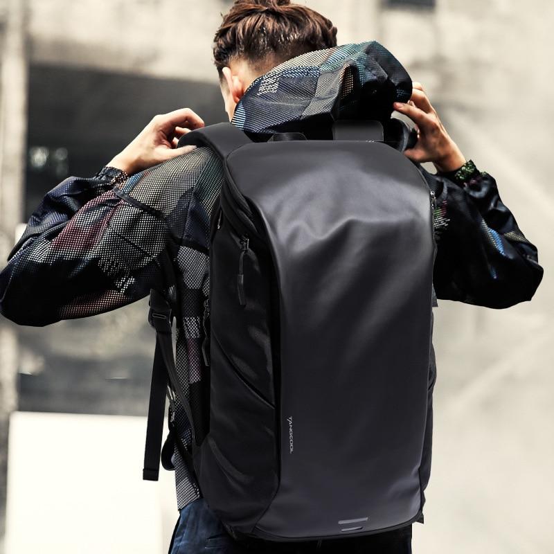 Tangcool Multifunctional Men's Laptop Backpack 15.6