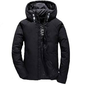 JAYCOSIN Jacket Men Autumn Winter Long Sleeve Hooded Coats Outerwear    Plus Size Jackets Men's Clothes chaqueta hombre 19SEP19