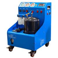 Refrigerant Recovery and Recharge Machine