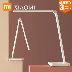 Image 1 - New XIAOMI MIJIA Table Lamp lite Mi LED read desk lamp student fold table light indoor Bedside night light 3 brightness modes